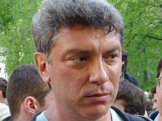«Безумием занимаются!» - допрошенный Борис Немцов о краденой картине Навального