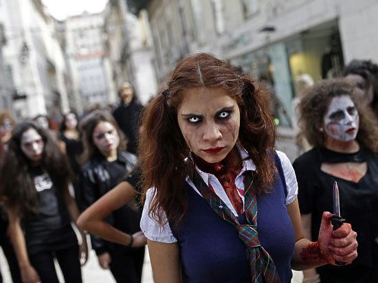 Чиновники от культуры убедительно попросили музеи не отмечать Хэллоуин