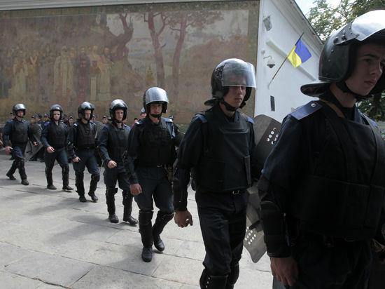 На Украину будет отправлена полицейская миссия ЕС
