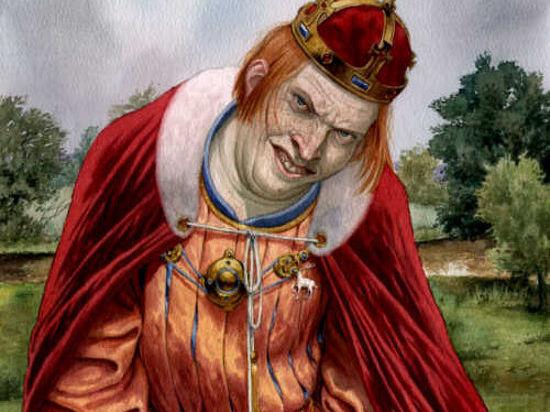Шекспир все выдумал: Ричард III не был горбуном и «кривобокой жабой»