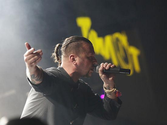 Концерт питерской рок-группы в Москве прошел в штатном режиме