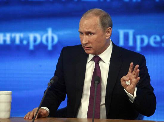 Успокоит ли Россию путинский «отскок в плюс»?