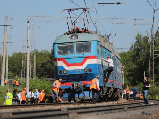 ЧП с поездами в Подмосковье: версия теракта и львовский товарняк