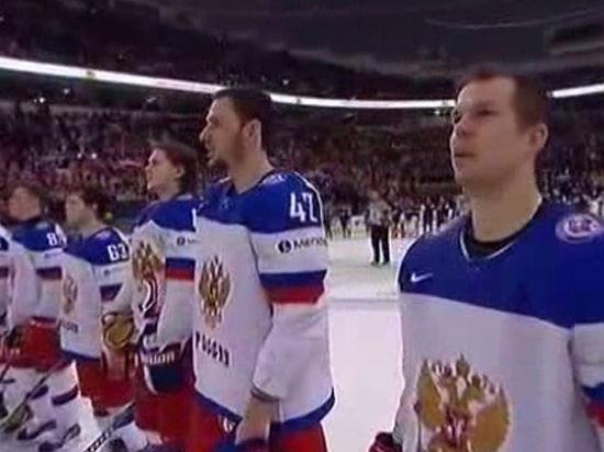 """Россия сделала Германию """"всухую"""" на ЧМ по хоккею"""