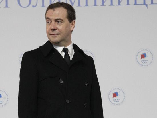 Медведев рассказал о цензуре в Рунете, новой
