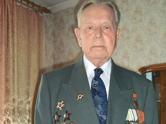 День Победы над ветераном