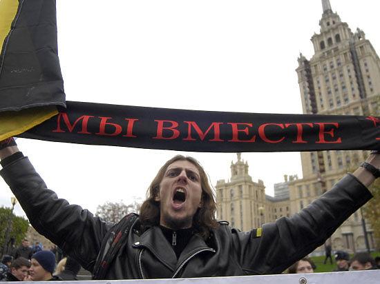 Путин и националисты: куда придет «Русский марш»?