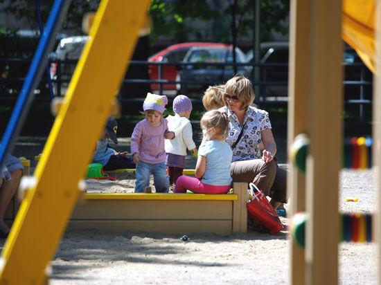 Детский сад или кормушка для взрослых?