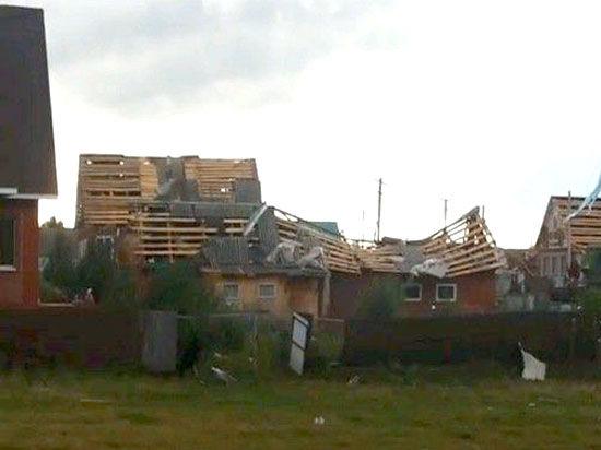 Ураган в Башкирии унес жизни двух человек, еще 15 госпитализированы