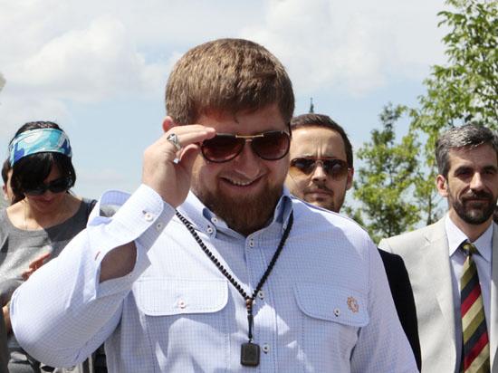 Кадыров стал
