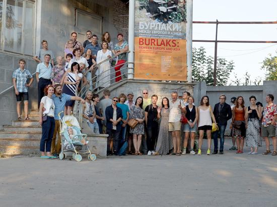 Неля Коржова: «Являются ли художники бурлаками?»
