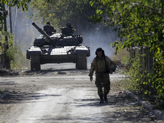 В зону силовой операции на востоке Украины может войти Харьковская область