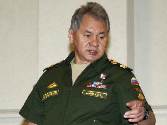 Сергей Шойгу распорядился, чтобы при подготовке курсантов не экономили на боеприпасах