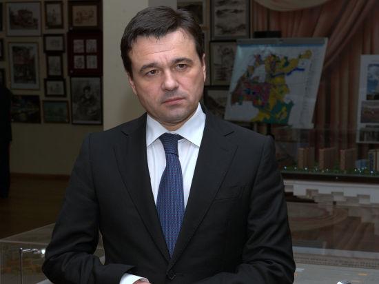 Губернатор Московской области рассказал депутатам про газ и свалки