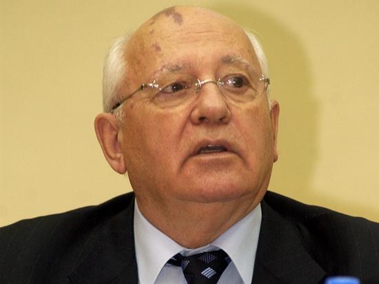 Михаил Горбачев – король велосипедистов