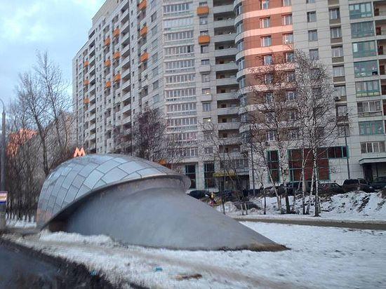 Архитектор скандальной станции метро «Тропарево»: «Чтобы сделать такое сравнение, нужно обладать богатой фантазией»