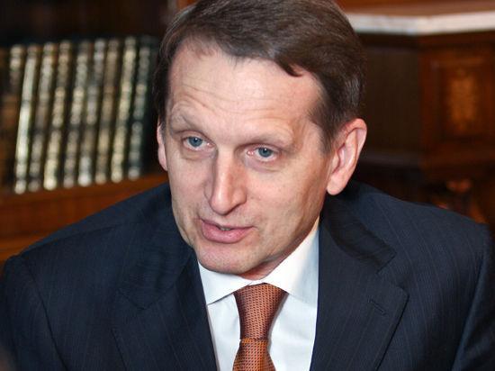 Спикер Госдумы о поставках оружия НАТО на Украину: