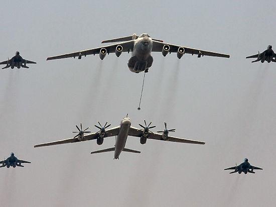 Только в этом году будет модернизировано 13 самолетов-«стратегов»