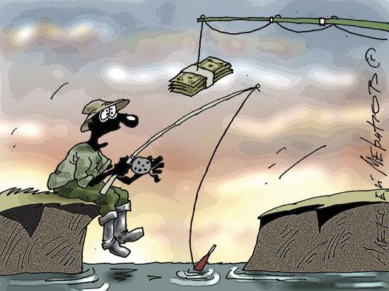 Удачная рыбалка будет только у наших внуков