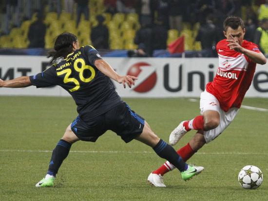 Футболисты «Спартака» Уорис и Билялетдинов переезжают в Турцию