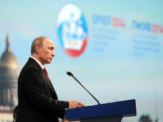 Путин: Радикалы на Украине хотят помешать транзиту газа