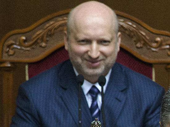 Турчинов: Украина станет Европой за пять лет