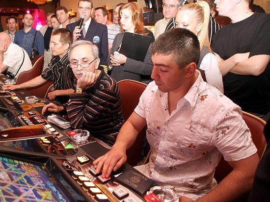 Выигрыш в казино будут выдавать по паспорту