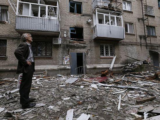 Военного решения конфликт на Донбассе не имеет
