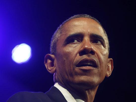 Бром Валерьянович Обама успокаивает Америку