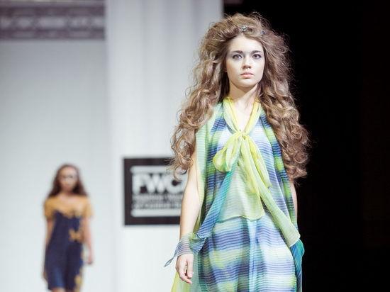 Татьяна Сулимина показала новую коллекцию