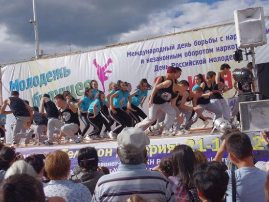 Якутск отметил День борьбы с наркоманией