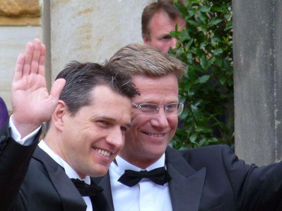 Первый открытый немецкий министр-гей объявил о своем страшном заболевании
