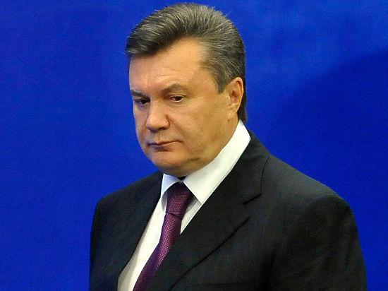 Украина теперь сможет осудить Януковича заочно