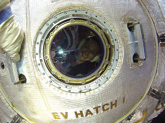 «Союз» получил стыковку с МКС «автоматом»