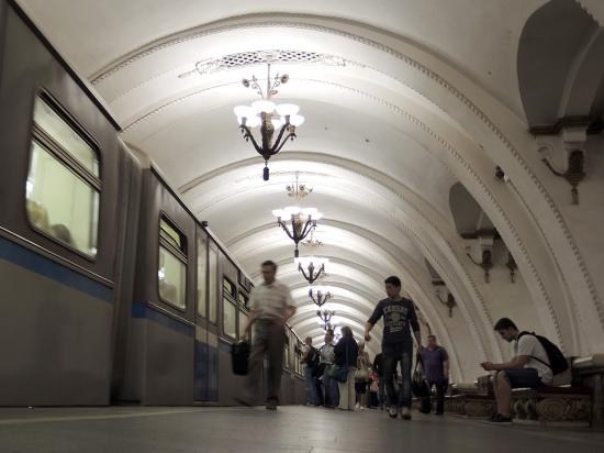 Машинисты московского метро засыпают из-за жары