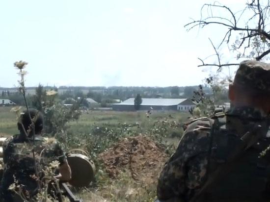 Ополченцы отбили три населенных пункта и блокировали 7000 украинских солдат