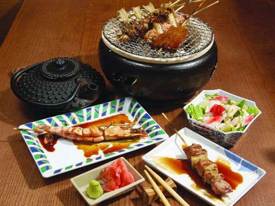 Современные разновидности блюд японской кухни