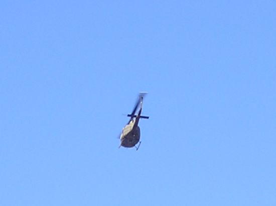 В Петербурге вертолет рухнул в Финский залив, уворачиваясь от яхты