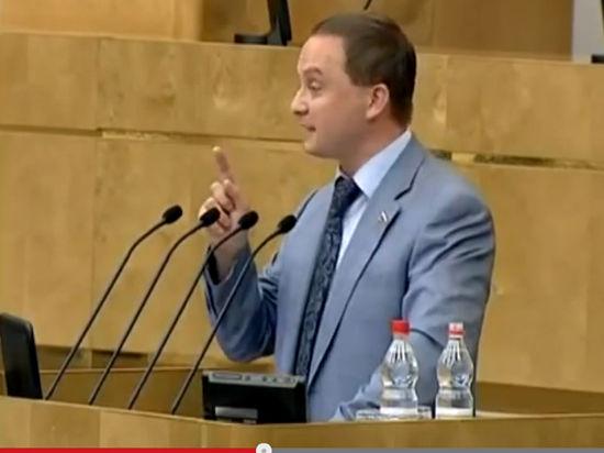 Депутат Худяков нашел