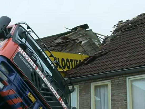 Помолвка двух влюбленных привела к техногенной катастрофе в голландском городке