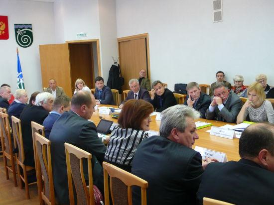 Валерий Борисов избран главой Протвино