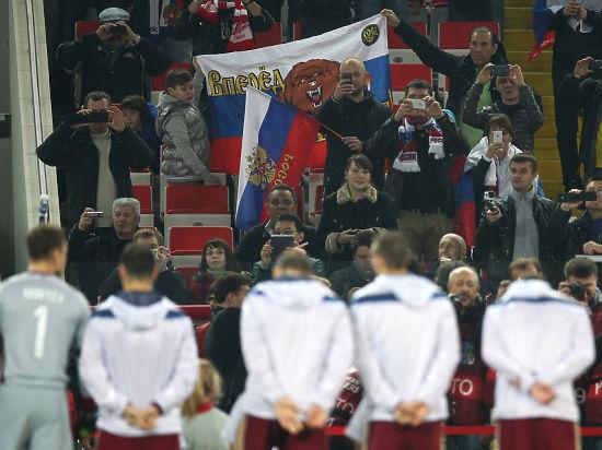 Из сборной России по футболу побежали тренеры