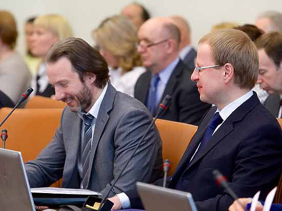 Финансовые нюансы обсудили в парламенте Красноярского края