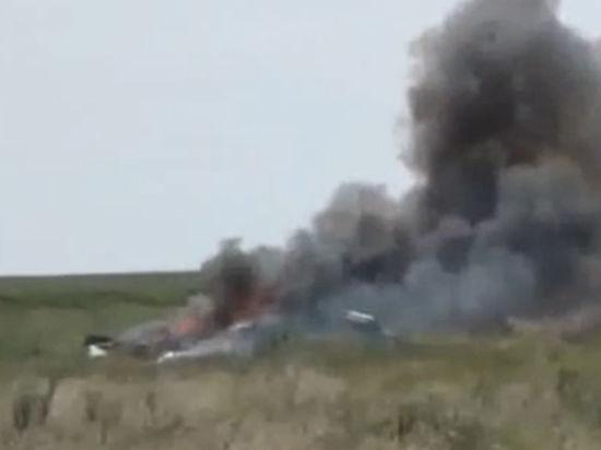 Глава СБУ: Украинский Ан-26 сбит российскими вооруженными силами