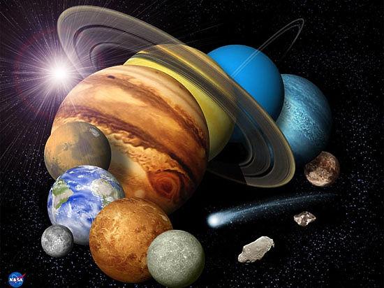 Астрономы: В солнечной системе могут присутствовать Земля-2 и Земля-3