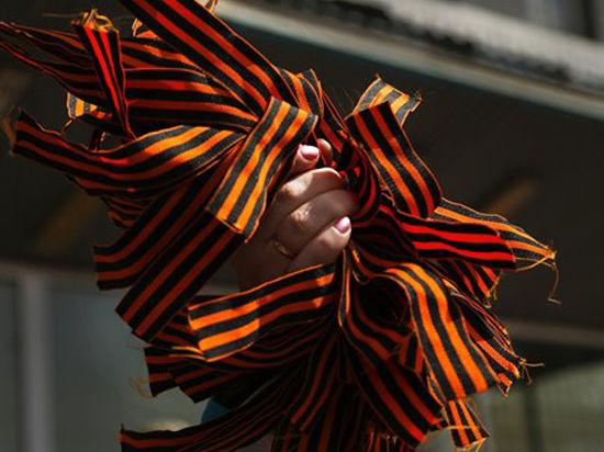 В Литве на тех, кто носит георгиевскую ленточку, объявлена охота