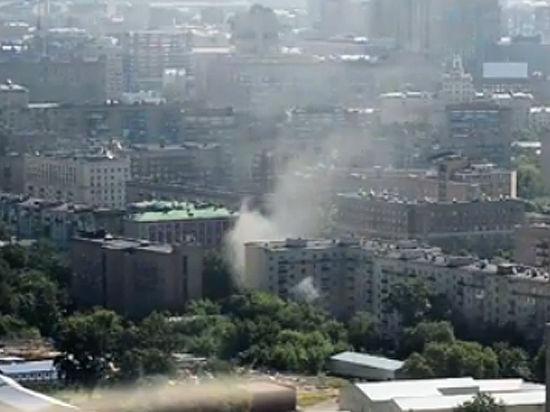Сотрудники Financial Times чудом не пострадали при взрыве на Кутузовском