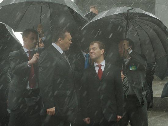 Россия—Украина: любовь ушла, развод невозможен?