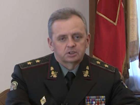 Начальник Генштаба Украины: восток падет уже в августе, войне конец
