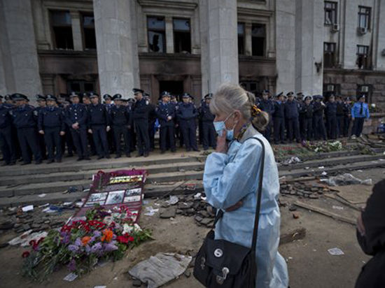 Эксперты «МК»: Как умирали в одесском Доме профсоюзов